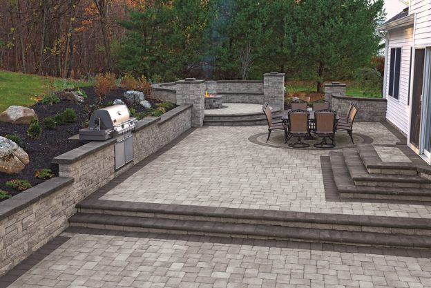 5 Uses For Retaining Walls In Landscape Design